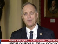 GOP Rep Andy Biggs