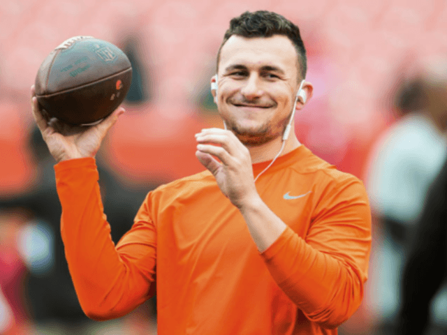Johnny Manziel Throwing Motion