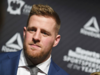 Houston Texans Star J.J. Watt Visits Santa Fe Shooting Victims in Hospital