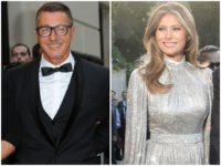 Dolce & Gabbana Designer: 'I'm Not Afraid' to Dress, Praise Melania Trump
