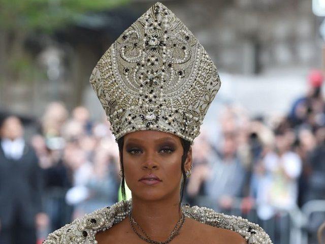 Pope Rihanna