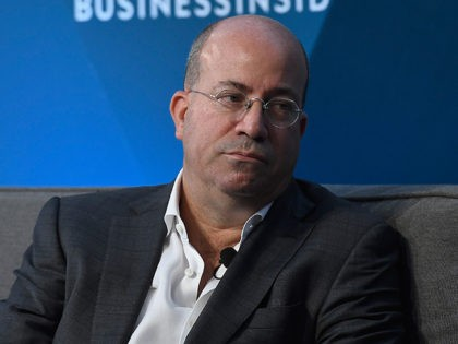 NEW YORK, NY - NOVEMBER 29: Jeff Zucker, president of CNN speaks onstage at IGNITION: Future of Media at Time Warner Center on November 29, 2017 in New York City. (Photo by Roy Rochlin/Getty Images)