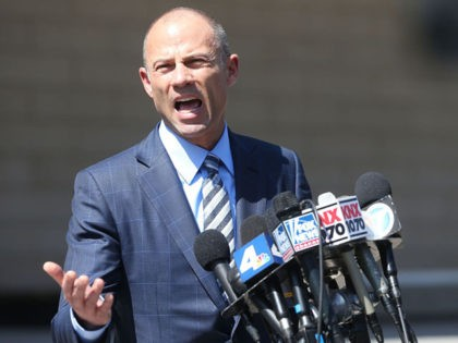 Nolte: Poll Shows 0% of Democrats Choose Michael Avenatti as 2020 Nominee