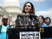 Kamala Harris Demands Catch and Release for 'Women and Children'