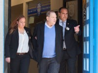 Watch: Harvey Weinstein Turns Himself in to NYPD