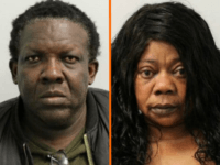 Elaine Douglas and Tommy Brooks, illegal immigrants lived in a luxury hotel for eight months at the taxpayers' expense, after fraudulently claiming to be victims of the Grenfell fire.
