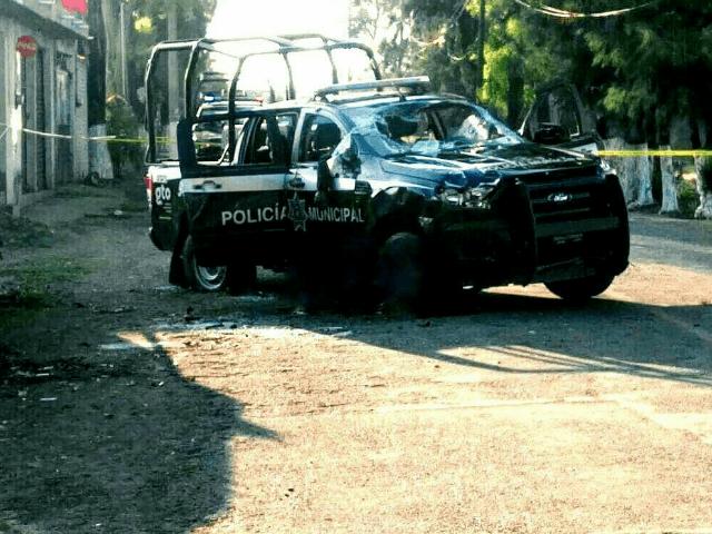 Guanajuato Violence