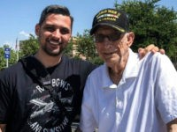 Guido Filippone has already raised nearly $14,000 since May 16 for the remaining medical costs of a World War II veteran he met in his local Veterans Affairs (VA) office parking lot.