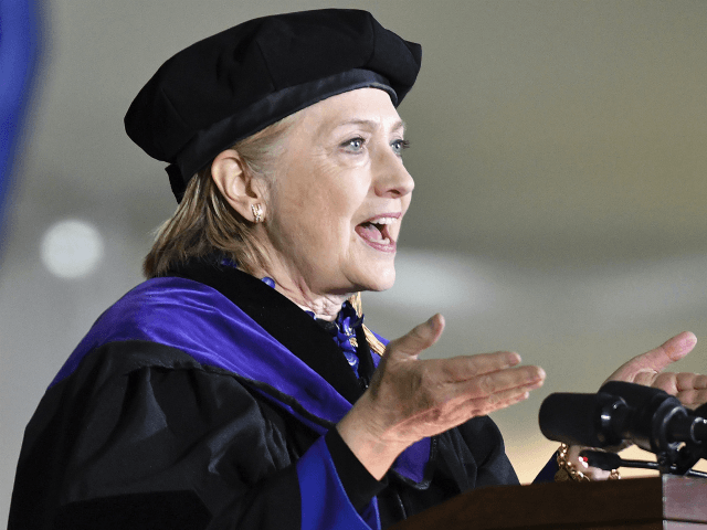 Still Not Over It: Hillary Taunts Trump by Donning Russian Hat
