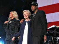Hillary, Jay-Z