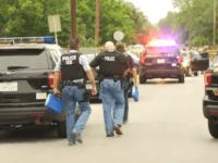 ICE officer involved shooting 2 - San Antonio - FOX Video Screenshot