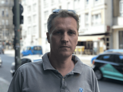 Alternative for GErmany (AfD) MP Petr Bystron