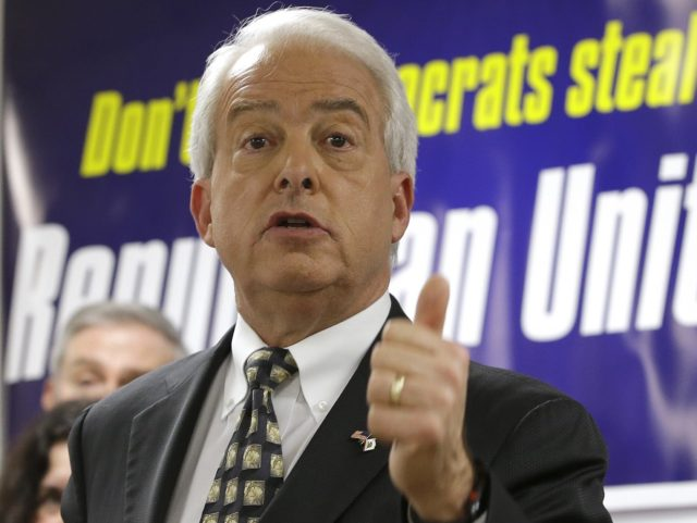 John Cox (Rich Pedroncelli / Associated Press)