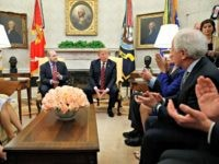 White House–Donald Trump Welcomes Home Venezuela Hostage Joshua Holt