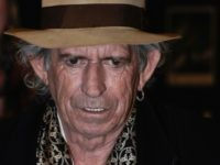 Keith Richards signs copies of his autobiography 'Life' at Waterstone's Booksellers Piccadilly on November 3, 2010 in London, England. (Photo by Ian Gavan/Getty Images)