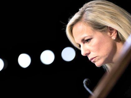 Report: Trump Planning to Remove Kirstjen Nielsen as DHS Secretary