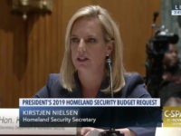 Homeland Security Secretary Nielsen