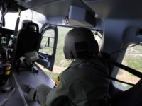 Lakota Helicopter Crew Supporting Border Patrol