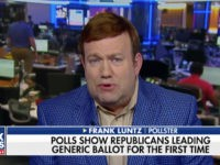 Luntz: Pelosi Is So Unpopular, GOP Could Keep House Majority