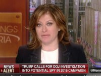 Bartiromo: DOJ, FBI, IRS, CIA Were 'All Involved in Trying to Take Down Donald Trump'