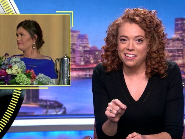Michelle Wolf hilariously roasts Sarah Huckabee Sanders in her new Netflix show