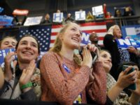 Millennials Young Voters Democrats AP