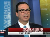Mnuchin: China-U.S. Trade War, Tariffs on 'Hold'