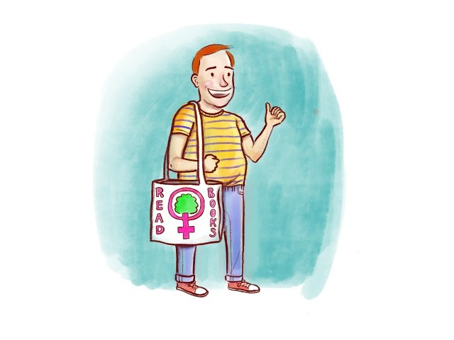 The New Yorker: Your Man's Masculinity Is Non-Toxic if He ...