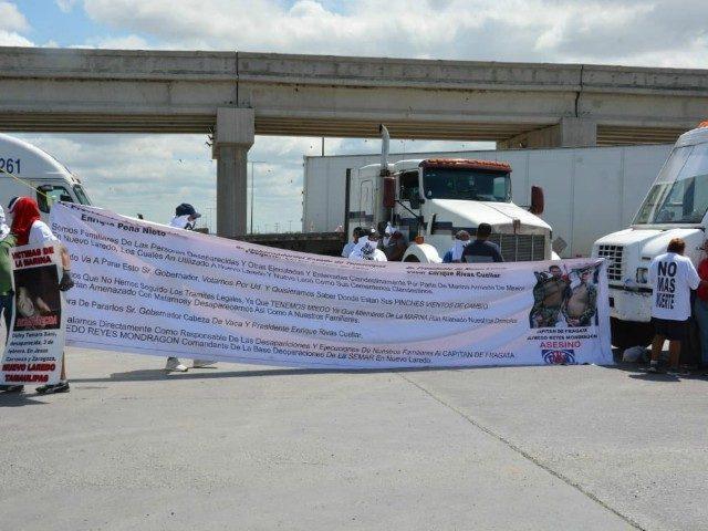 Nuevo Laredo Protest