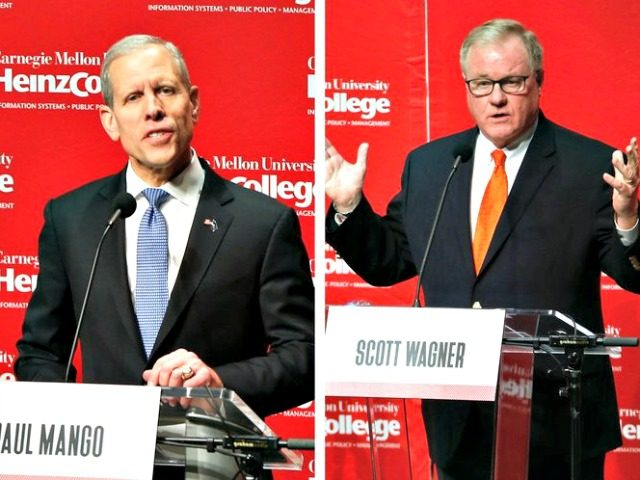 Voters hand GOP gubernatorial nomination to Scott Wagner
