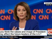 Pelosi: Voters 'Have Accepted' Who Trump Is – They Care About Issues That Impact Them