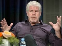 Actor Ron Perlman speaks onstage during the 'Hand Of God' panel discussion at the Amazon Studios portion of the 2015 Summer TCA Tour on August 3, 2015 in Beverly Hills, California. (Photo by Charley Gallay/Getty Images for Amazon Studios)