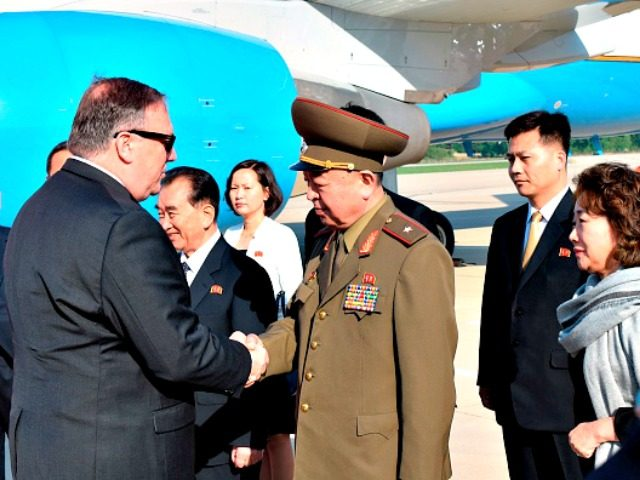 Pompeo North Korea