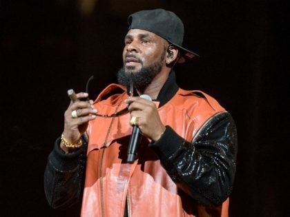 R. Kelly performs in concert at Barclays Center on September 25, 2015 in the Brooklyn borough of New York City. (Photo by Mike Pont/Getty Images)