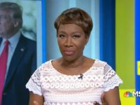 Joy Reid Refuses to Use Word 'Spygate,' Read Trump Tweets — 'Reading the Tweets Is What He Wants Us to Do'