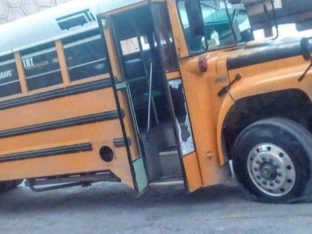 Reynosa bus shooting