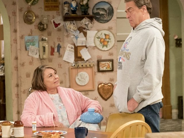 Roseanne Reveals Connor Character Cause Of Death + On Stage In LA Tonight