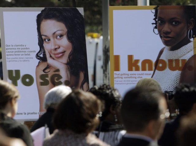 STDs California (Reed Saxon / Associated Press)