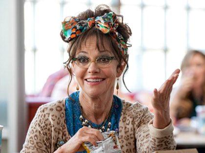 Oscar-winning actress Sally Field.