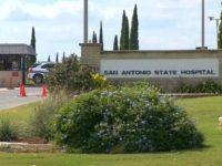 San Antonio State Hospital Entrance