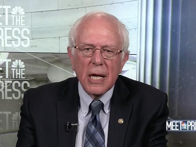 Sanders: 'We're Looking at' Running in 2020 | Breitbart