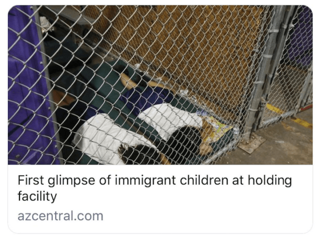Admin's Answer To Missing Immigrant Kids: Fingerprint Their Sponsors