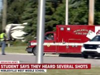 Shots Fired at Indiana Middle School, Two in Critical Condition