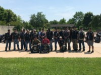 Special Forces Brotherhood Motorcycle Club's Fort Bragg chapter (Wong/BNN)