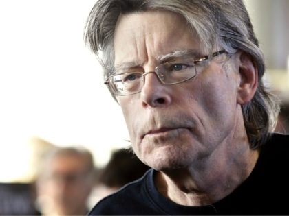 American author Stephen King poses for photographers on November 13, 2013 in Paris, before a book signing event dedicated to the release of his new book 'Doctor Sleep', the sequel to his 1977 novel 'The Shining'. The best-selling author has written over 50 novels and sold 350 million copies worldwide. …