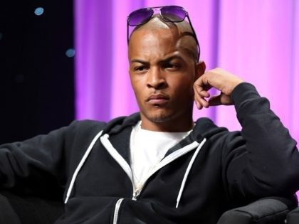 T.I. attends the BET Revealed Seminars during the 2013 BET Experience at JW Marriott Los Angeles at L.A. LIVE on June 29, 2013 in Los Angeles, California. (Photo by Chelsea Lauren/Getty Images for BET)
