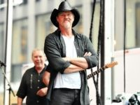 American Country music singer and actor, Trace Adkins performs on Fox & Friends' All-American Summer Concert Series at FOX Studios on August 4, 2017 in New York City. (Photo by Nicholas Hunt/Getty Images)
