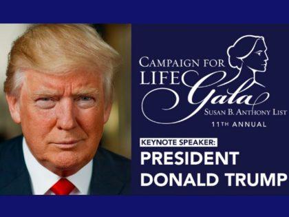 Trump Keynote Pro-Life