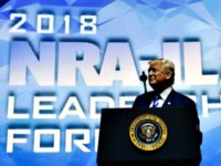 April: NRA Raises More than Double Three Biggest Gun Control Groups Combined