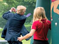 Trump Swings
